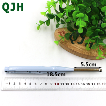 QJH DIY Punch Ac Set Broderie Threaders Plastic ABS Meserii, Unelte de BRICOLAJ Broderie Ac Set de scule Manual cross stitch instrument